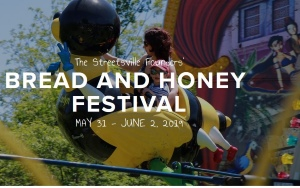 Streetsville Bread & Honey - June 2