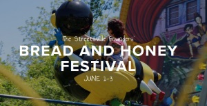 Streetsville Bread & Honey - June 3