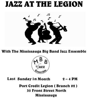 Jazz at the Legion - October 27