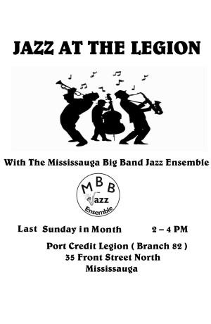 Jazz at the Legion