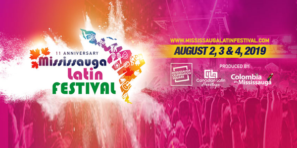 Mississauga Latin Festival